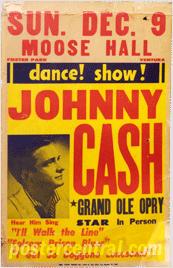 The Rarest Vintage Rock Concert Posters Of 1960s