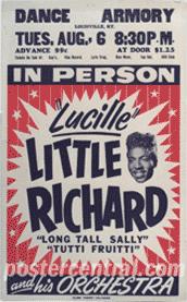 Little Richard Kentucky 1957