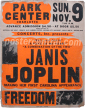 The Rarest Vintage Rock Concert Posters of the 1960s