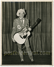 Ferlin Huskey vintage old photo
