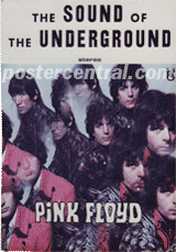 Pink Floyd the sound of the underground