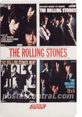 Rolling stones promo poster
